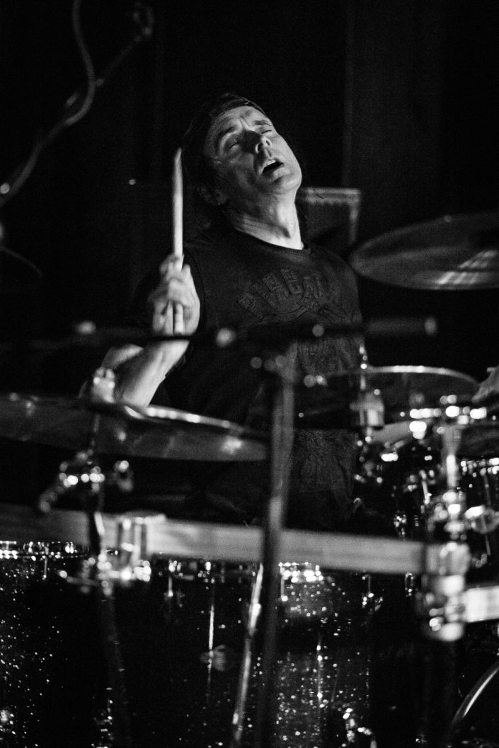 Virgil Donati (Drums) - Allan Holdsworth Band