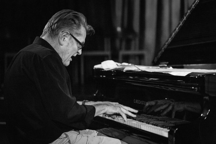 Alexander Schlippenbach (piano)-Schlippenbach-Walsdorff Quartett