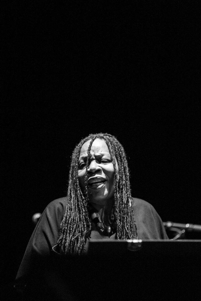 Amina Claudine Myers (piano-Hammond B3) - Archie Shepp Quartet