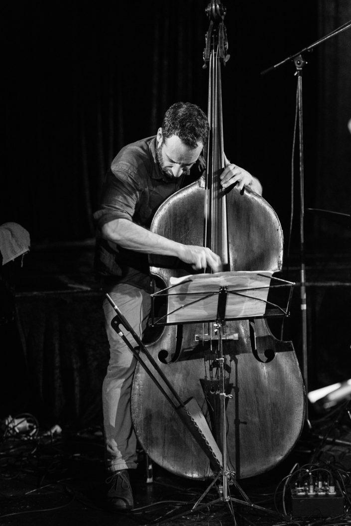Antonio Borghini (bass)-Schlippenbach-Walsdorff Quartett