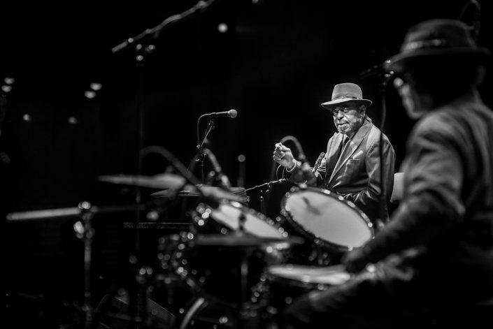 Archie Shepp (sax), Archie Shepp Quartet