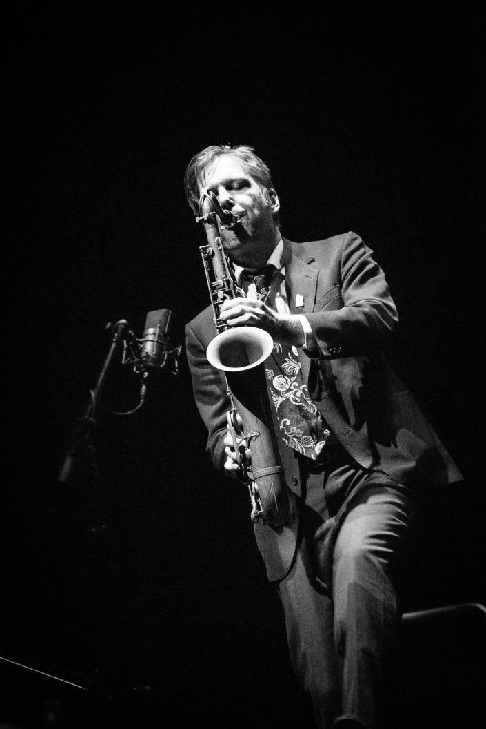 Daniel Erdmann (tenor sax)-Das Kapital und Manic Cinema
