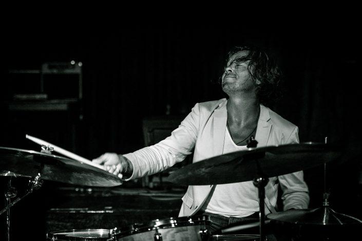 Dejan Terzic (drums) - Ben Kraef Quartett