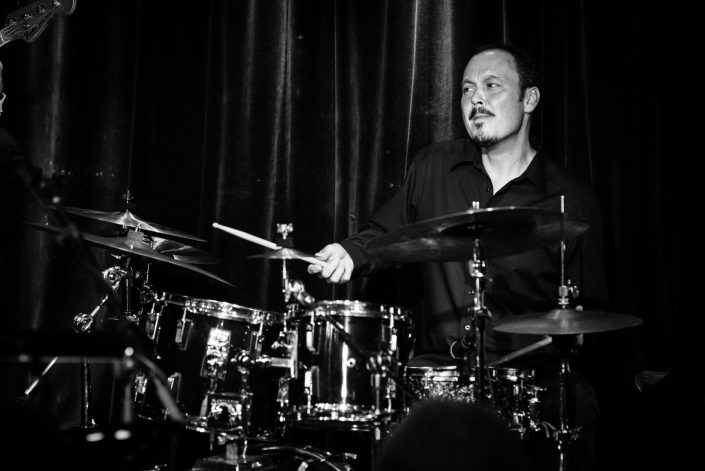Drums, Guido May (Drums)-Don Grusin Hang II