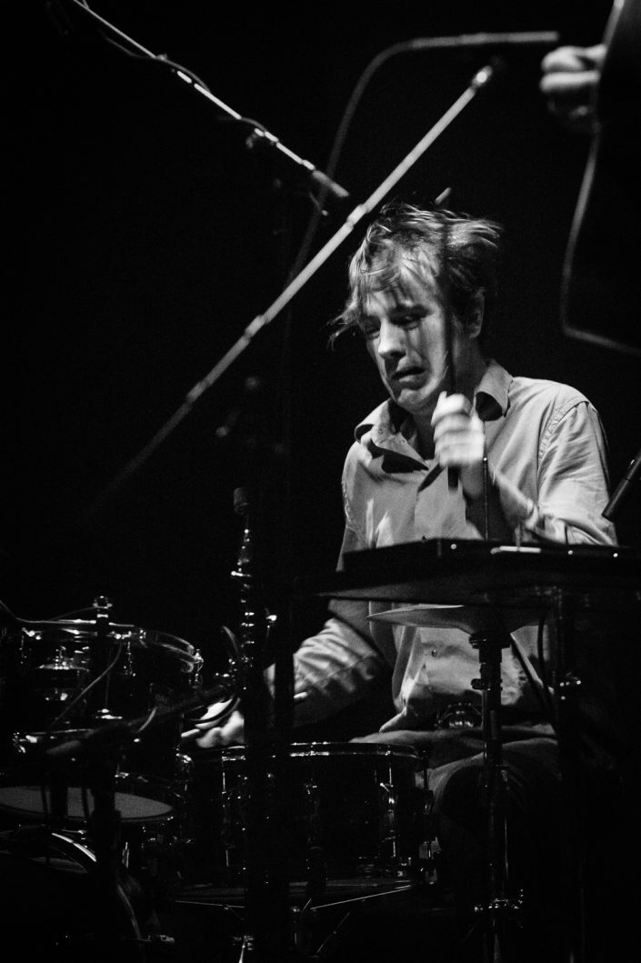 Edward Perraud (drums)-Das Kapital und Manic Cinema