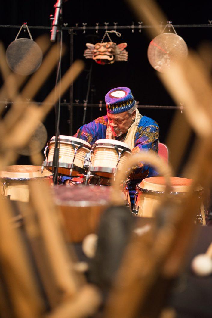 Famoudou Don Moye (drums)