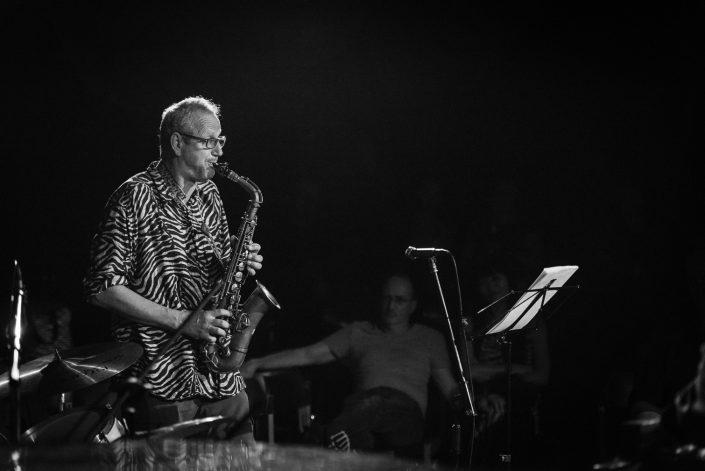 Felix Wahnschaffe (sax)-Orgonauten