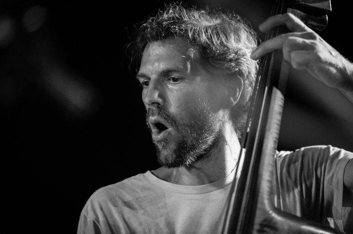 Jonas Westergaard (Bass)-CHRISTIAN LILLINGERS GRUND
