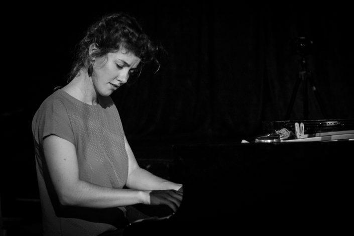 Kaja Draksler (piano)-CUDARS-DRAKSLER DUO