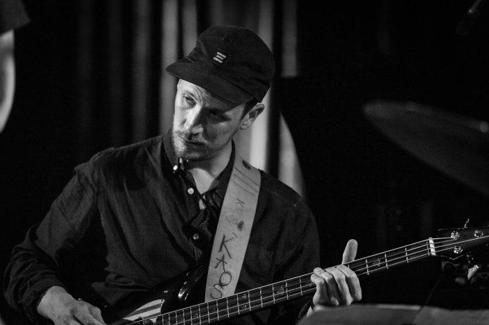 Petter Eldh (bass)-TAU