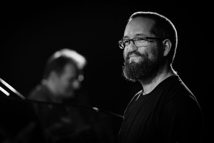 Robert Landfermann (bass)-CHRISTIAN LILLINGERS GRUND