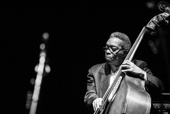 Wayne Dockery (bass), Archie Shepp Quartet