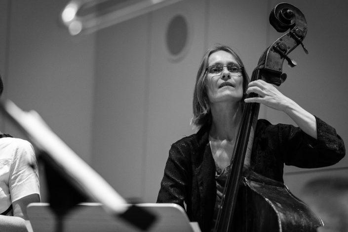 Anne Mette Iversen (bass)