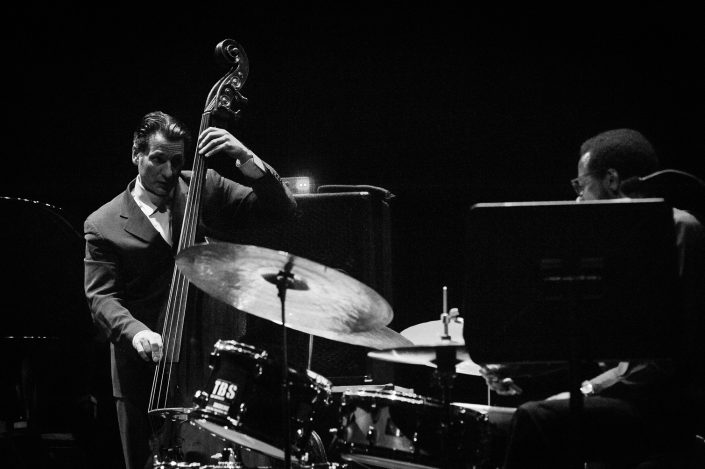 Brian Blade (drums), John Patitucci (bass)