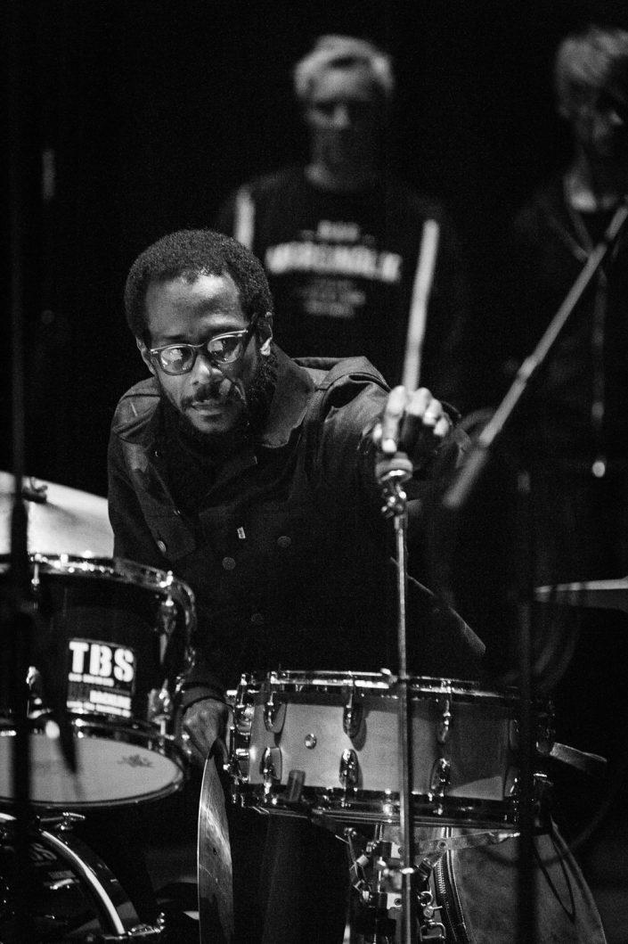 Brian Blade (drums)-Wayne Shorter Quartett