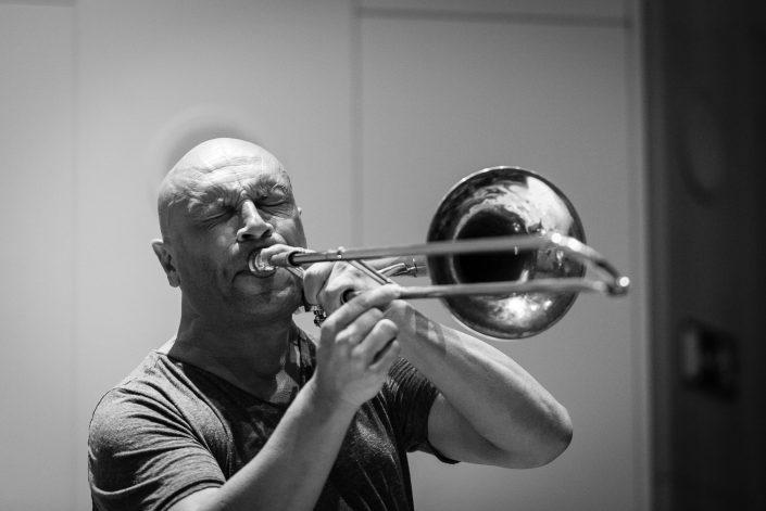 Geoffroy De Masure (tb)-Ternion Quartett