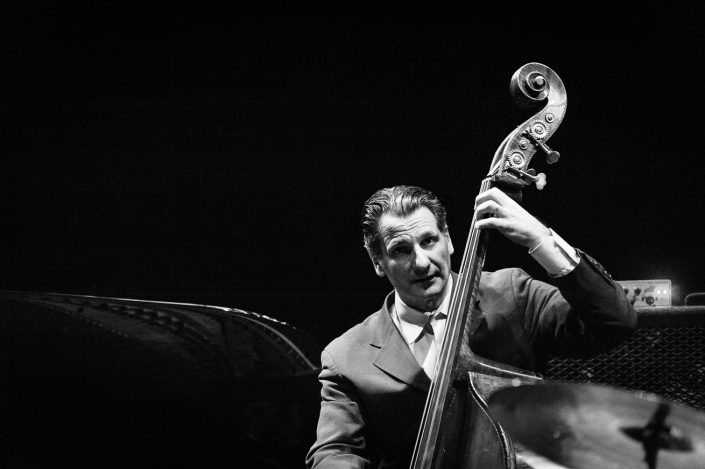 John Patitucci (bass)-Wayne Shorter Quartett