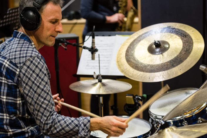 Roland Schneider (dr)-Ternion Quartett