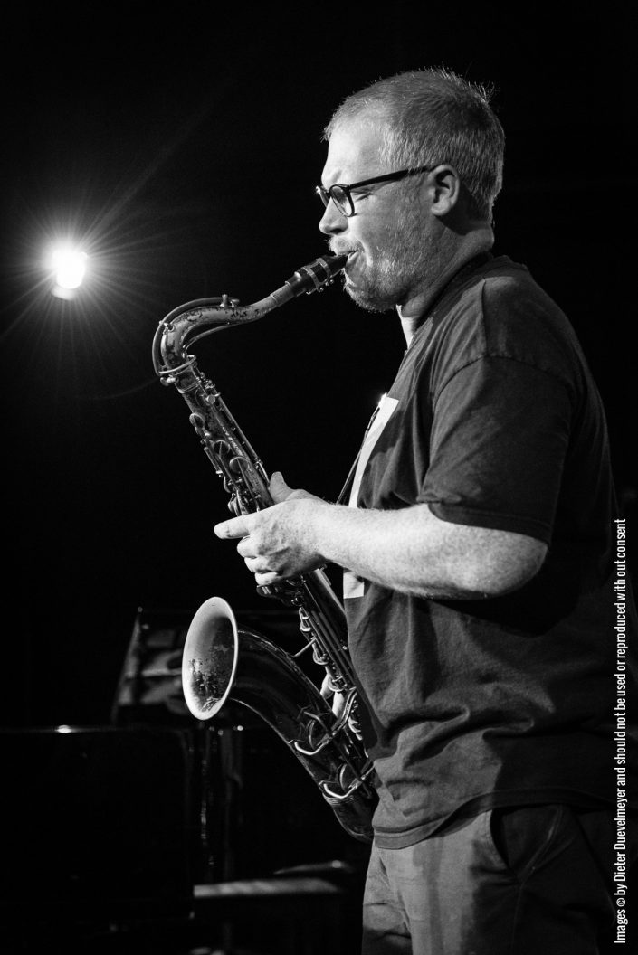 Tom Challenger (sax), DICE FACTORY