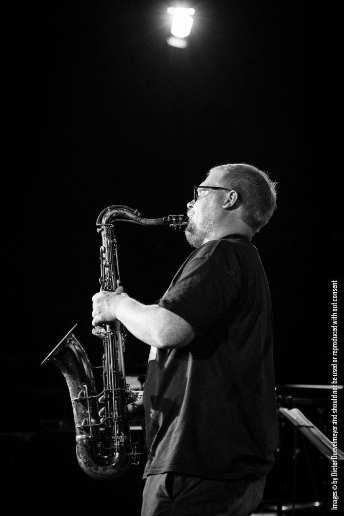 Tom Challenger (sax)