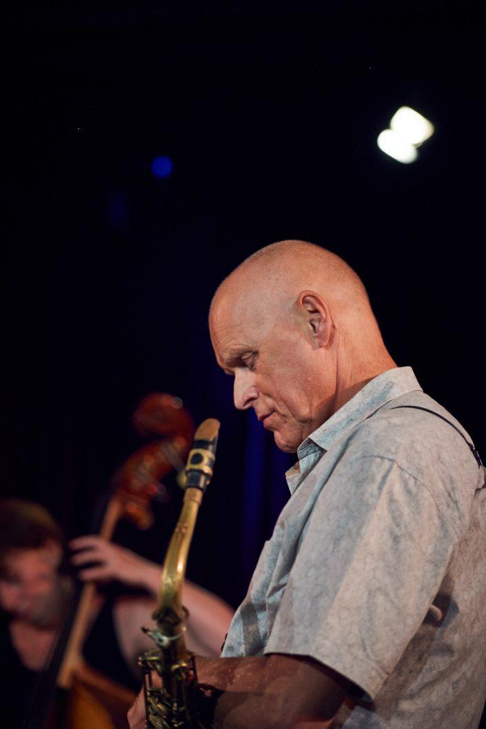 Gebhard Ullmann (sax, b-clar)