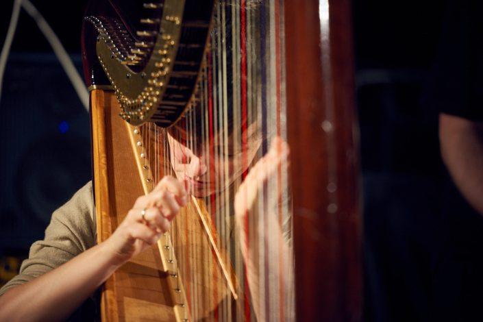 Kathrin Pechlof (harp)