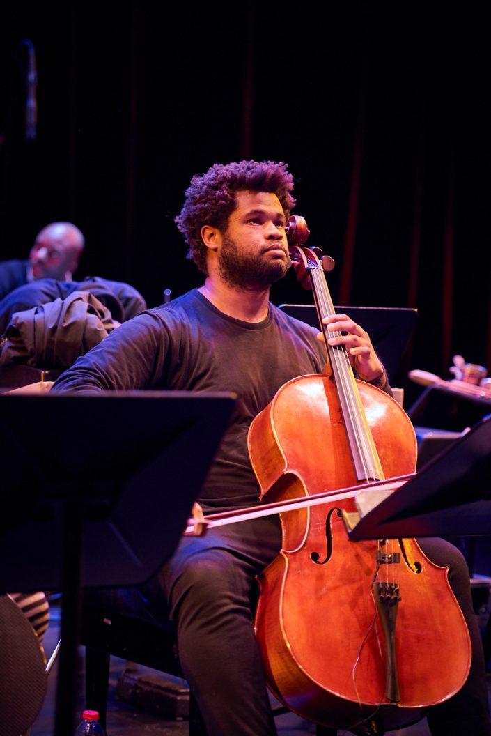 LESTER ST. LOUIS (cello)