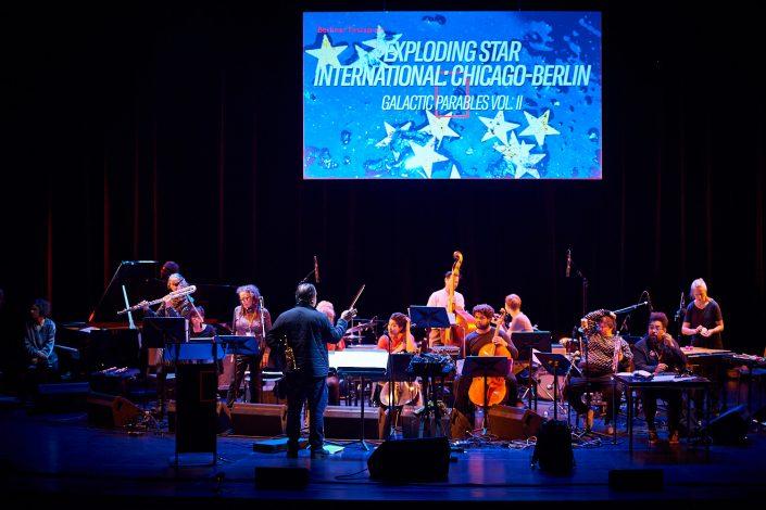 EXPLODING STAR INTERNATIONAL CHICAGO- BERLIN