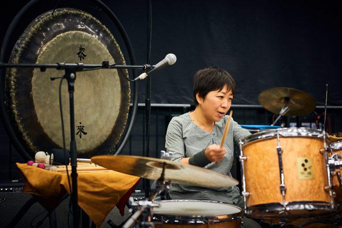 YUKO OSHIMA (dr / voice)