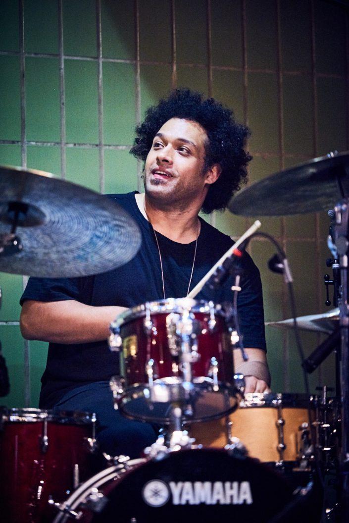MAKAYA MCCRAVEN drums