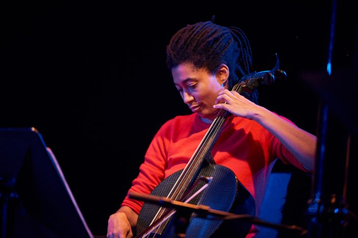 TOMEKA REID (cello / banjo)