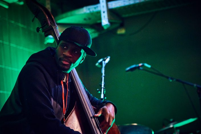 DAN CASIMIR double bass