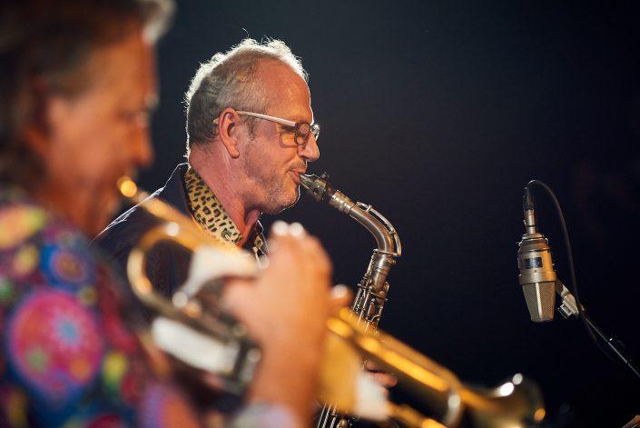 Felix Wahnschaffe (sax), ORGONAUTEN