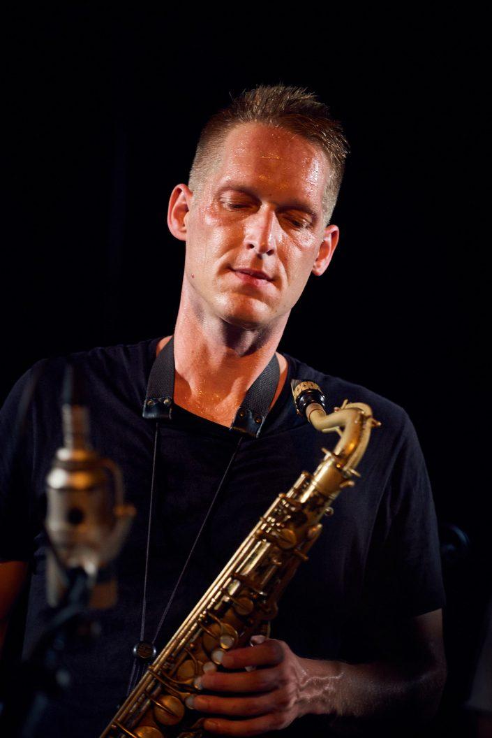 Philipp Gropper (sax)