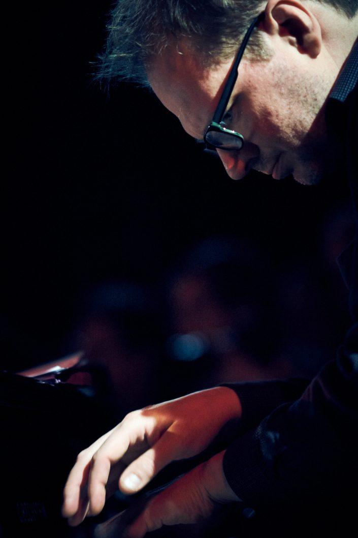 Achim Kaufmann (piano)