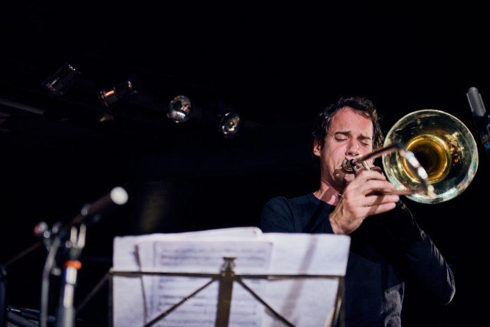 Jazzfest 2012, Nils Wogram (tb), Posaune