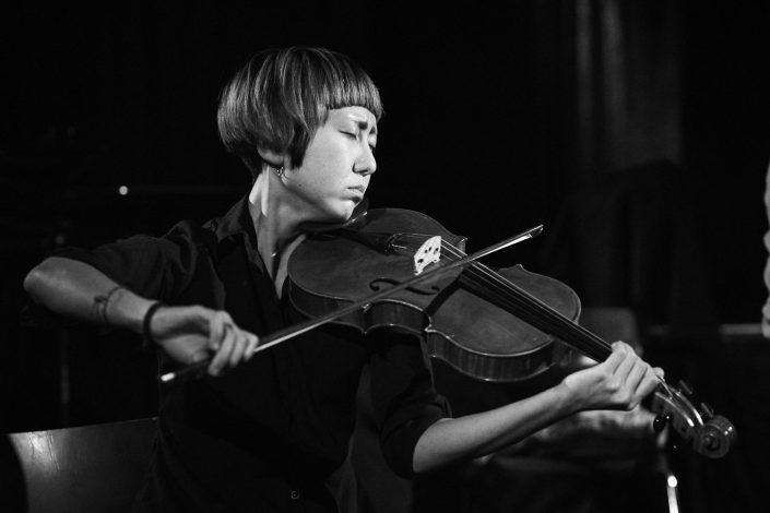 Marie Takahashi (vio) – EPONJ – bei Kollektive Nights 17