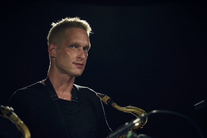 Philip Gropper (sax), LOTUS EATERS bei Kollektive Nights 17