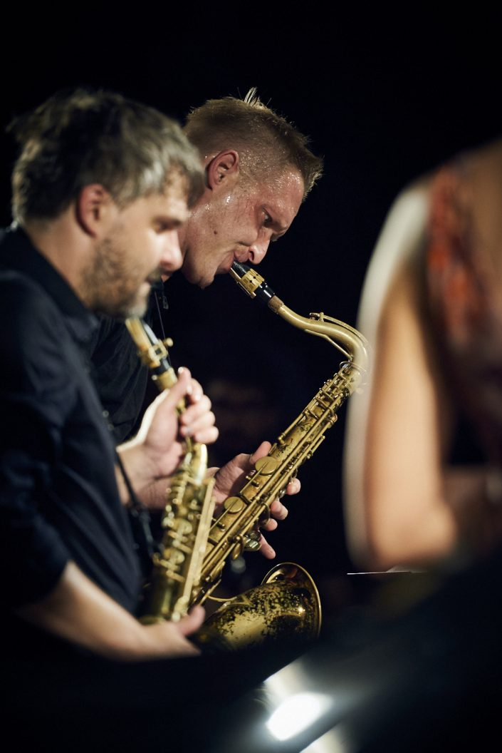 Philip Gropper (sax) – LOTUS EATERS – bei Kollektive Nights 17